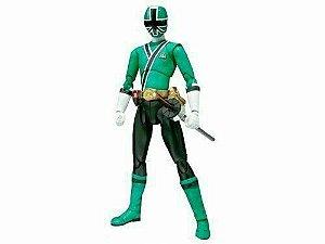 Shinken Green Samurai Sentai Shinkenger S.H. Figuarts Bandai Original