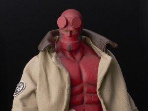 Hellboy 1000Toys Dark Horse Original