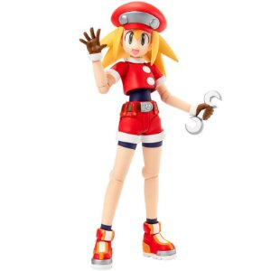 Roll Caskett Mega Man Legends 4 Inch Nel Sentinel Original