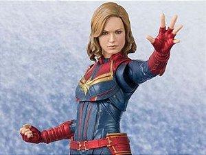Capitã Marvel Marvel Comics S.H. Figuarts Bandai Original