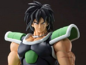 Broly Dragon Ball Super Broly S.H.Figuarts Bandai Original
