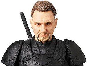 Ra's al Ghul Trilogia Batman o Cavaleiro das trevas Mafex No.078 Medicom Toy Original