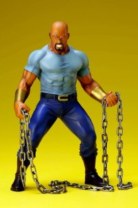 Luke Cage Marvel Universe Defensores ARTFX+ 1/10 Easy Assembly Kit Kotobukiya Original