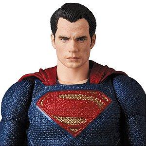 Superman Liga da Justiça MAFEX No.057 Medicom Toy Original
