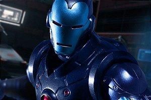Homem de Ferro Stealth Marvel Comics ONE:12 Collective Mezco Toyz Original