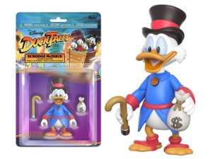 Tio Patinhas Ducktales Os Caçadores de Aventuras Disney Afternoon Collection Funko Original