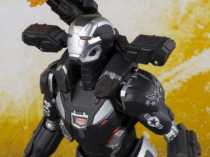 War Machine Mark IV Vingadores Guerra infinita Marvel S.H. Figuarts Bandai Original