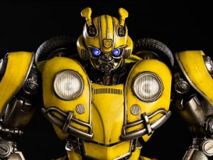 Bumblebee DLX Scale Transformers ThreeA Original