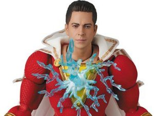 Shazam! MAFEX No.101 Medicom Toy Original