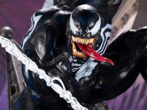 Venom Marvel Universe ARTFX+ Easy Assembly Kit Kotobukiya Original