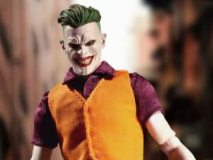 Coringa Principe do Crime DC Comics One:12 Collective Mezco Toyz Original