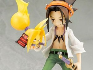 Yoh Asakura Shaman King ARTFX J Kotobukiya Original