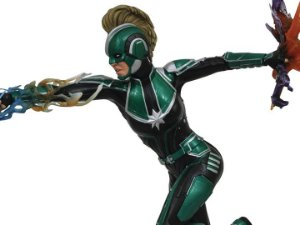 Captain Marvel Starforce Marvel Gallery Diamond Select Toys Original