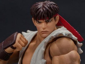 Ryu Street Fighter II Ultra Storm Collectibles Original