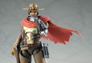 McCree Overwatch Figma Good Smile Company Original