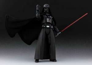 Darth Vader Star Wars episódio VI O retorno do Jedi S.H Figuarts Bandai Original