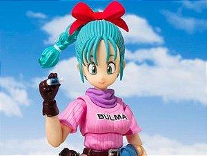 Bulma Começo de uma grande aventura Dragon Ball S.H Figuarts Bandai Original