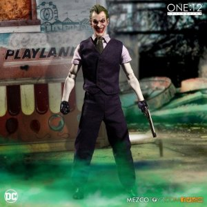 Coringa Batman #1 DC Comics One:12 Collective Mezco Toys Original