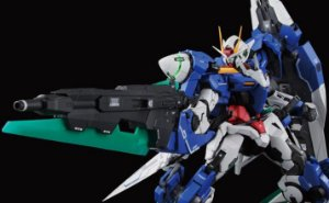 Seven Sword/G Mobile Suit Gundam 00 Perfect Grade Bandai Original
