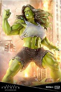 She-Hulk Marvel Comics Artfx Premier Kotobukiya Original