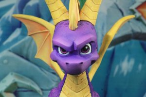 Spyro the Dragon Neca Original