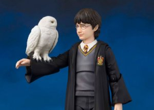 Harry Potter e a pedra filosofal S.H. Figuarts Bandai Original