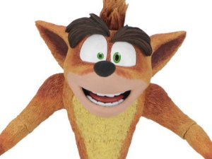 Crash Bandicoot Neca Original