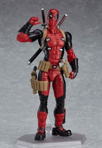 Deadpool Figma Good Smile Company Original
