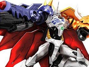 Omegamon Digimon Figure-rise Standard Bandai Original