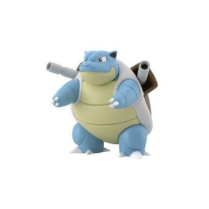 Blastoise Pokemon Scale World Bandai Original
