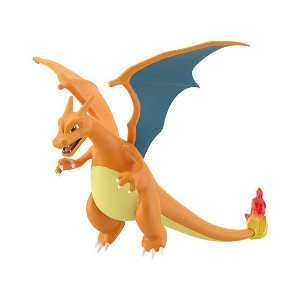 Charizard Pokemon Scale World Bandai Original