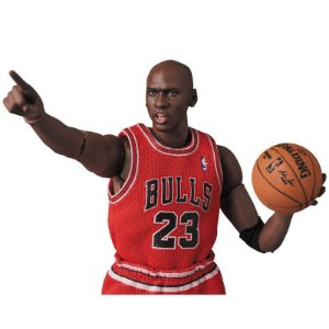 Michael Jordan Chicago Bulls Mafex No.100 Medicom Toy Original