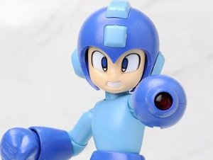 Mega Man Plastic Model Kotobukiya Original