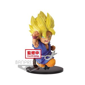 Son Goku Super Saiyajin Dragon Ball GT Banpresto Original