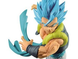 Gogeta Super Saiyajin God Super Saiyajin Dragon Ball Super Senshi Retsuden Vol. 5 Banpresto Original
