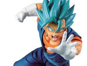 Vegito Super Saiyajin God Super Saiyajin Dragon Ball Super Senshi Retsuden Vol. 5 Banpresto Original