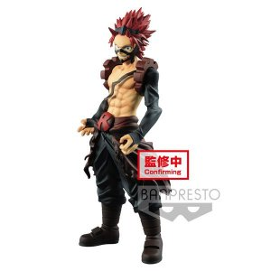 Red Riot Boku no Hero Academia Age of Heroes Vol.5 Banpresto Original