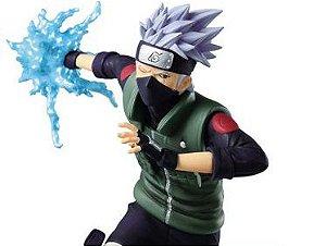 Kakashi Hatake Naruto Shippuden Vibration Stars Banpresto Original