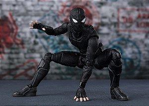 Homem Aranha Stealth Suit Homem Aranha Longe de Casa S.H. Figuarts Bandai Original