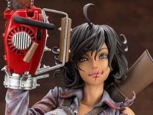 Ash Williams The Evil Dead Horror Bishoujo Kotobukiya Original