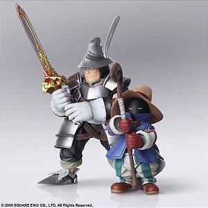 VIVI Ornitier e Adelbert Steiner Final Fantasy Bring Arts Square Enix original
