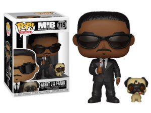 Agente J e Frank Homens de Preto Pop! Movies Funko original
