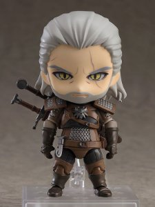 Geralt The Witcher Nendoroid Good Smile Company Original
