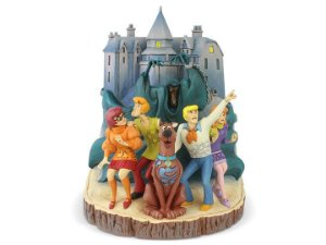 Scooby-doo Disney Traditions Enesco Original