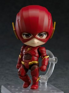 Flash Liga da Justiça Dc Comics Nendoroid Good Smile Company Original