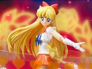 Super Sailor Venus Bishoujo Senshi Sailor Moon Super S S.H. Figuarts Bandai Original
