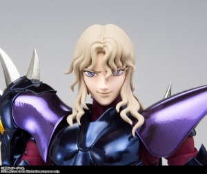 Siegfried de Dubhe Cavaleiros do Zodiaco Saint Seiya Cloth Myth EX Bandai Original