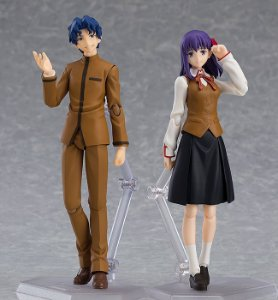 Sakura Matou & Shinji Matou Fate/stay night Heaven's Feel Figma Max Factory Original
