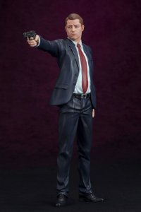 James Gordon Gotham ARTFX+ 1/10 Kotobukiya Original