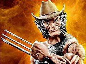 Logan Cowboy Marvel Comics Aniversário 80 anos Marvel Legends Hasbro Original